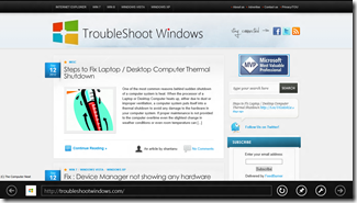 TroubleShootWindows_metro