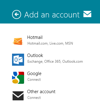iphone how to add another email account