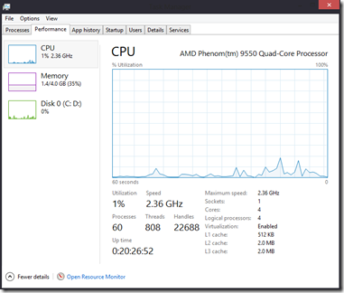 Understanding the re-imagined Task Manager in Windows 8