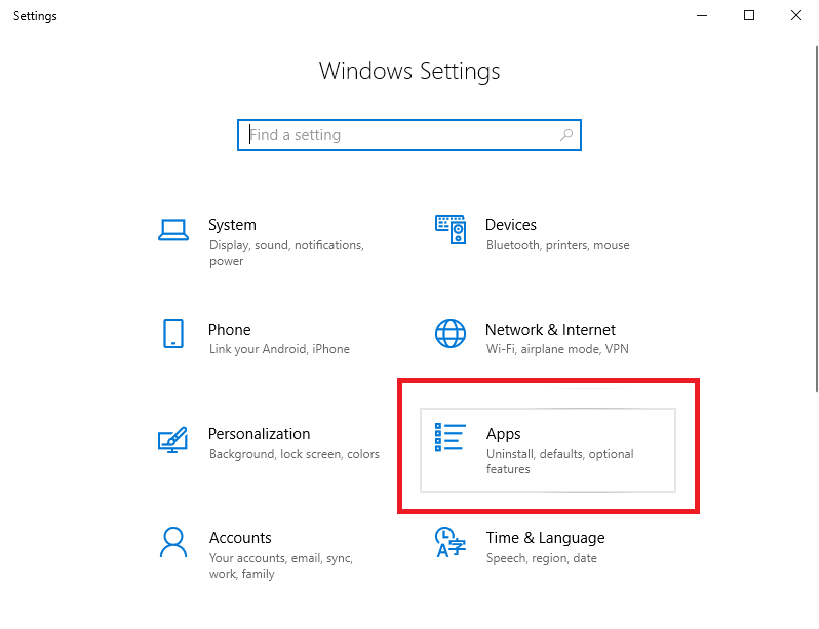 Launch-Apps-Menu-from-Settings